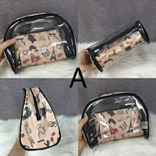 2in 1 victoria s secret makeup bag