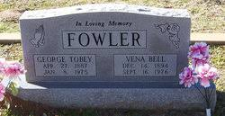 George Tobey Fowler (1887-1975) - Find A Grave Memorial