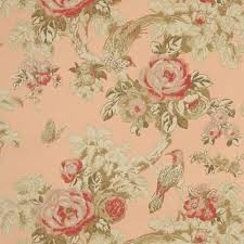 anna french wallpaper peach mice