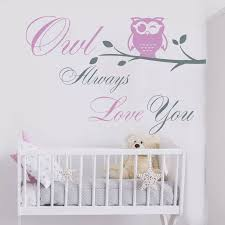 New Arrivals Quote Owl Wall Decal Tree Decal Vinyl Fancy Text Nursery Girl Room Decor Art Interior Wall Ornament Wallpaper La721 Wall Decals Tree Owl Wall Decaldecoration Art Aliexpress