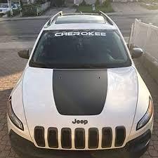 Top Jeep Jeep Cherokee Windshield