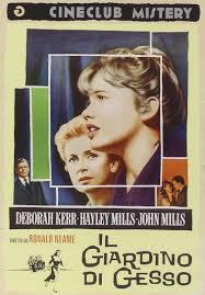 Amazon.com: il giardino di gesso dvd Italian Import: john mills, hayley  mills, ronald neame: Movies & TV