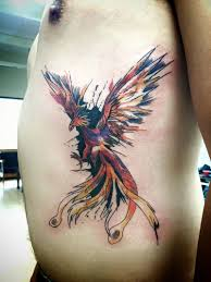 Phoenix Tattoo 100 Najlepszych Opcji Na Zdjecia Szkice Wartosci