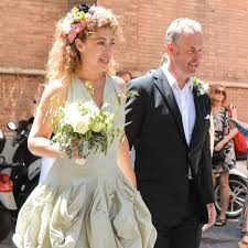 Doctor Who star Alex Kingston marries TV producer Jonathan Stamp ...