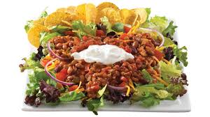 new taco salad ing to wendy s soon