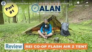 rei co op flash air 2 tent review