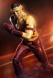 Keiynan Lonsdale as Kid Flash ...