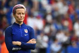 Megan Rapinoe sits out US World Cup semifinal vs. England with hamstring  injury - The Boston Globe