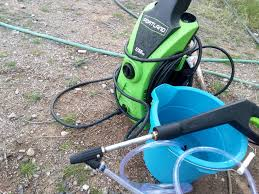 Diy Wet Sand Attachment For Cheap Pressure Washers Like The Portland 1750psi From Harbor Freight Album On Imgur