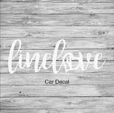 Linelove Lineman S Wife Linewife Linelife Car Decal Line Love Co