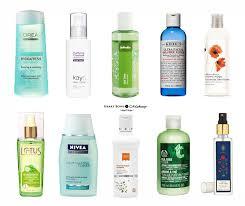 best toner for oily acne e skin