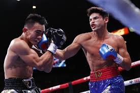 Boxing notes: Ryan Garcia holding out; Taylor-Persoon set for August