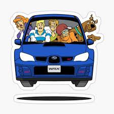 Subaru Skull Piston Gas Mask Sticker Window Vinyl Decal Sport Impreza Sti Wrx 10 Hargeisait Com