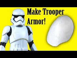 how to make stormtrooper armor