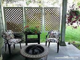 Image Result For First Floor Apartment Patio Privacy Easy Patio Diy Privacy Screen Backyard Privacy