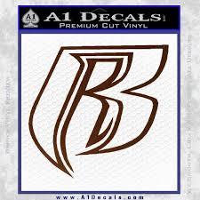 Rough Riders Dmx Decal Sticker R2 A1 Decals