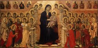 Celebración de la fiesta de 'Virgen María, Madre de la Iglesia ...