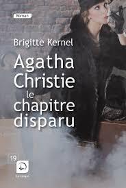 Agatha Christie, le chapitre disparu - Livres grands caractères ...