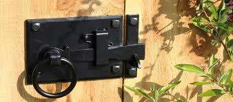 Hardware 101 Gate Latches Gardenista