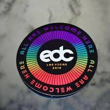 Edc Las Vegas In Dance Electronic Music Memorabilia For Sale Ebay