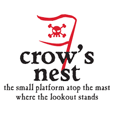 Crow S Nest Pirate Definition Wall Quotes Decal Wallquotes Com