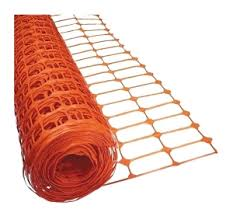 Safety Fence Snow Fence 4 X 100 Ft Hd Orange Mesh 25 Rolls