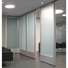 glass modular wall partition