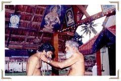 "Image result for mala dharanam for sabari mala"""
