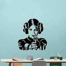 Star Wars Wall Decal With Name Vinyl Stickers Australia Large Art Ebay For Nursery Vamosrayos