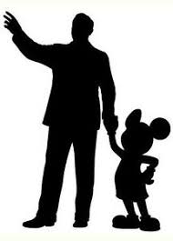 Partners Walt Disney With Mickey Mouse Vinyl Decal Ebay