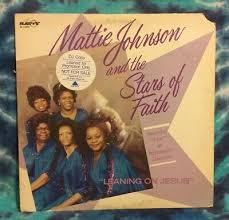 Mattie Johnson LP Stars Of Faith LEANING ON JESUS Savoy RARE Black Gospel |  eBay