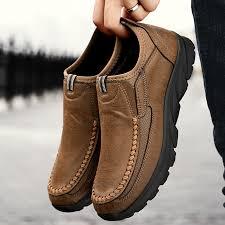 china men loafer brand shoes china men