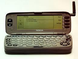 Nokia 9000 Communicator – Used 1997 by ...