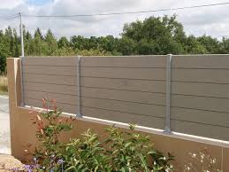 Plastic Wood Fence Panels For Landscape Eco Friendly Wpc Fence For Sale In American Wholesale Composite Fence Pickets Ideias