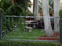 Wrought Iron Fences Ornamental Wrought Iron Fences Steel Fence Designs
