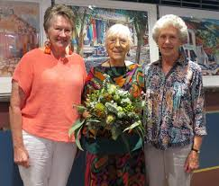 CWA Evening Branch visited by an iconic Australian   Cowra ...
