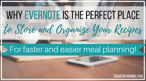 evernote is the perfect place to