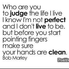 quotes about family judging you quotes