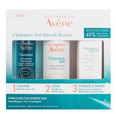 cleanance anti blemish kit with toner