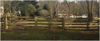 4 Best Rural Fencing Ideas Give Your Farm An Aesthetic Uplift