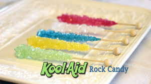 kool aid rock candy snippets of design