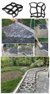 garden paving concrete mold