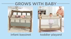 can baby sleep in pack n play napper