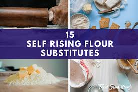 check out our self rising flour