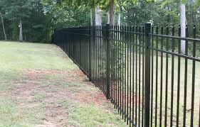 Chain Link Fences Metal Fence Panels Driveway Gates Langley Bc