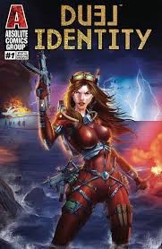FEB191924 - DUEL IDENTITY #1 WHITE WIDOW CVR - Previews World