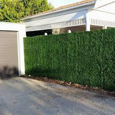 Artificial Boxwood Hedge Screens Walls Uv Stabilised 1000mm X 1000mm