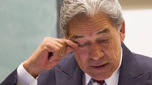 Winston Peters shuts Jack Tame down ...