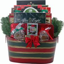 holiday gift basket gift delivery in