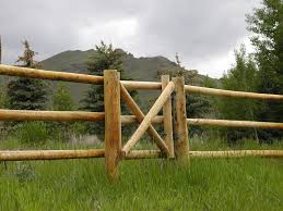 Fences Sawtooth Wood Products
